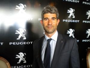 """Cordo Miranda, de Peugeot: """"En la suma de las partes es donde se crea el valor"""""""
