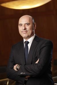 Fernando Rubín, Gerente General del Banco Hipotecario