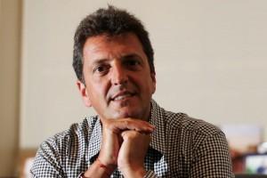 """Sergio Massa: """"Impulso un liderazgo democrático, moderno, joven y con pluralidad política"""""""