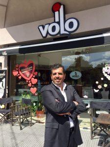 """Claudio Maccarrone, """"Il Volo"""" heladerías: """"Liderar es saber acompañar"""""""