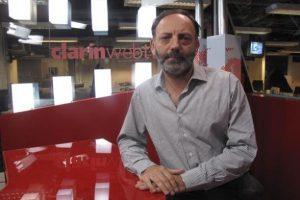 """Sergio Danishewsky, periodista: """"Construyo liderazgo sometiendo las ideas a discusión"""""""