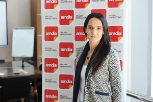 """Lina Zubiria, directora de Amdia: """"Liderar es estar al servicio del otro"""""""